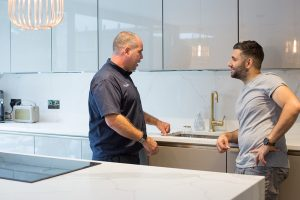 Logical Heating and Plumbing Solutions with Client