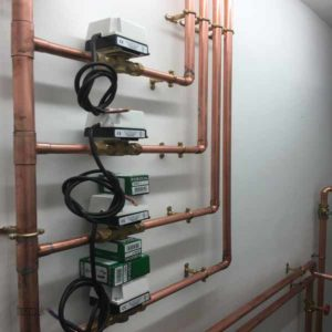 Boiler installation by LHPS Ltd
