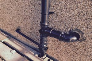 Drainage drain pipe